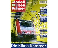 """модель Железнодорожный Моделизм 19791-85 Журнал """"Modell EisenBahner"""". Номер 8 / 2006. На немецком языке."""
