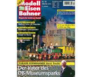 """модель Железнодорожный Моделизм 19793-85 Журнал """"Modell EisenBahner"""". Номер 10 / 2006. На немецком языке."""