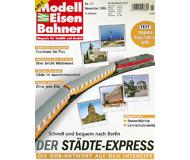 """модель Железнодорожный Моделизм 19794-85 Журнал """"Modell EisenBahner"""". Номер 11 / 2006. На немецком языке."""