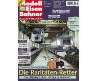 """модель Железнодорожный Моделизм 19798-85 Журнал """"Modell EisenBahner"""". Номер 3 / 2007. На немецком языке."""
