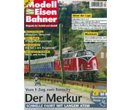 """модель Железнодорожный Моделизм 19799-85 Журнал """"Modell EisenBahner"""". Номер 4 / 2007. На немецком языке."""