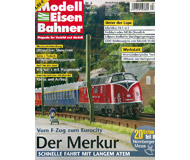 "модель Horston 19799-85 Журнал ""Modell EisenBahner"". Номер 4 / 2007. На немецком языке."