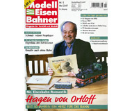 "модель Horston 19800-85 Журнал ""Modell EisenBahner"". Номер 5 / 2007. На немецком языке."
