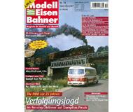 """модель Железнодорожный Моделизм 19806-85 Журнал """"Modell EisenBahner"""". Номер 11 / 2007. На немецком языке."""
