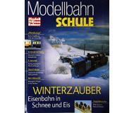 модель Железнодорожный Моделизм 19808-85 Журнал ModellBahn Schule № 1. На немецком языке.