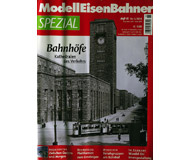 модель ModelRailroader 19813-85 Журнал ModellEisenBahner Spezial 5 / 2004. На немецком языке.
