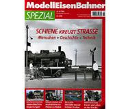 модель Железнодорожный Моделизм 19814-85 Журнал ModellEisenBahner Spezial 8 / 2006. На немецком языке.