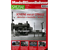 модель ModelRailroader 19814-85 Журнал ModellEisenBahner Spezial 8 / 2006. На немецком языке.