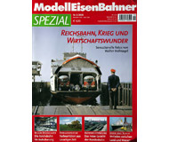 модель Железнодорожный Моделизм 19815-85 Журнал ModellEisenBahner Spezial 09 / 2008. На немецком языке.