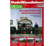 модель ModelRailroader 19815-85 Журнал ModellEisenBahner Spezial 09 / 2008. На немецком языке.