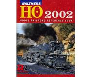модель Железнодорожные модели 19826-85 Каталог Walthers 2002 масштаб HO. 1074 стр. На английском языке.