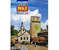 модель Железнодорожные модели 19830-85 Каталог Walthers 2008 масштаб N, Z. 466 стр. На английском языке.