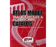 модель Железнодорожные модели 19832-85 Каталог ATLAS 2005 масштаб HO, N (путевой материал, аксессуары, строения). 52 стр. На английском языке.