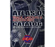 модель Железнодорожные модели 19833-85 Каталог ATLAS 2005 масштаб O (путевой материал, аксессуары, строения). 40 стр. На английском языке.