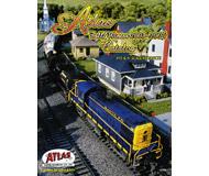 модель Железнодорожные модели 19834-85 Каталог ATLAS 2003/2004. 44 стр. На английском языке.