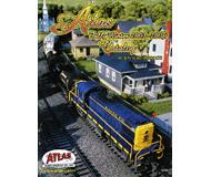 модель Железнодорожные модели 19835-85 Каталог ATLAS 2003/2004. 44 стр. На английском языке.