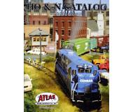 модель Железнодорожный Моделизм 19837-85 Каталог ATLAS 2005. 48 стр. На английском языке.