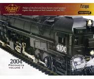 модель Железнодорожные модели 19841-85 Каталог BLI 2004. 50 стр. На английском языке.