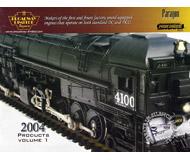 модель Железнодорожный Моделизм 19842-85 Каталог BLI 2004. 50 стр. На английском языке.