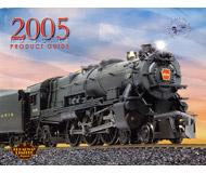 модель Железнодорожный Моделизм 19843-85 Каталог BLI 2005. 80 стр. На английском языке.