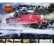 модель Железнодорожный Моделизм 19844-85 Каталог BLI 2009. 48 стр. На английском языке.
