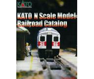 модель Железнодорожный Моделизм 19848-85 Каталог KATO новинки ноябрь 2004. 24 стр. На английском языке.