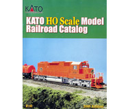 модель Железнодорожный Моделизм 19849-85 Каталог KATO 2005 масштаб HO. 24 стр. На английском языке.