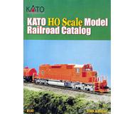 модель Железнодорожные модели 19849-85 Каталог KATO 2005 масштаб HO. 24 стр. На английском языке.