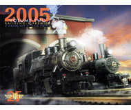 модель Железнодорожные модели 19850-85 Каталог MTH 2005. Масштаб O. 176 стр. На английском языке.
