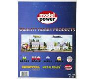 модель Железнодорожный Моделизм 19851-85 Каталог MODEL POWER №159. 176 стр. На английском языке.