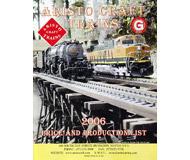 модель Железнодорожный Моделизм 19854-85 Каталог ARISTO-CRAFT TRAINS 2006. 22 стр. На английском языке.