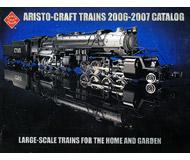 модель Железнодорожные модели 19855-85 Каталог ARISTO-CRAFT TRAINS 2006-2007. 96 стр. На английском языке.