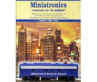 модель Железнодорожный Моделизм 19861-85 Каталог Miniatronics #9 (2006) - лампы, фонари, вывески и различные аксессуары для макета. 24 стр. На английском языке.