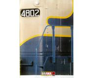 модель Железнодорожный Моделизм 19865-85 Остканированная копия каталога BRAWA - американские модели 2004. На немецком языке.