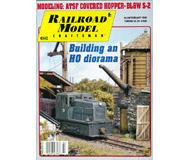 модель Железнодорожный Моделизм 19868-85 Журнал Railroad Model Craftsman # 2 /2005. 124 стр. На английском языке.