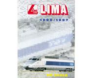 модель Железнодорожный Моделизм 19877-85 Каталог LIMA 1996/1997. 164 стр. На английском и других языках.