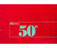 модель Железнодорожный Моделизм 19882-85 Каталог RIVAROSSI 1995. 132 стр. На английском и других языках.
