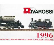 модель Железнодорожные модели 19883-85 Каталог RIVAROSSI 1996. 120 стр. На английском и других языках.
