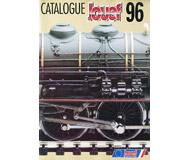 модель Железнодорожные модели 19884-85 Каталог JOUEF 1996. 84 стр. На французском языке.