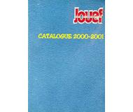 модель Железнодорожные модели 19886-85 Каталог JOUEF 2000-2001. 116 стр. На французском языке.