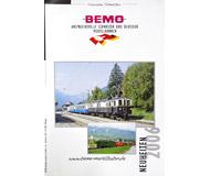 модель Железнодорожный Моделизм 19891-85 Каталог BEMO. Новинки 2006. 8 стр. На немецком языке.