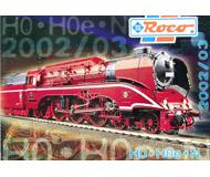 модель Железнодорожные модели 19893-85 Каталог ROCO 2002/2003. 436 стр. На немецком языке.