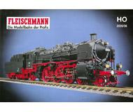 модель Железнодорожный Моделизм 19896-85 Каталог Fleischmann 2005/2006. 228 стр. На немецком языке.