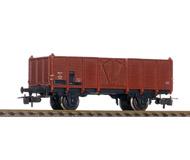 модель Железнодорожные модели 19938-40 Комиссионная модель. Двухосный полувагон SBB-CFF. Стандартные сцепки с накидной петлей. Металлические колесные пары. Кое где легкие дефекты краски (стерлась) Производство PIKO (ГДР). Без коробки.