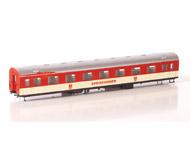 модель Железнодорожные модели 19971-40 Комиссионная модель. Корпус четырехосного пассажирского вагона.