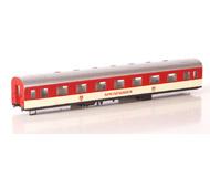 модель Железнодорожные модели 19972-40 Комиссионная модель. Корпус четырехосного пассажирского вагона.