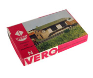 модель ZYX 20041-1 Комиссионная модель. Коробка от товарногг сарая. VERO (ГДР).
