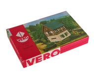 модель ZYX 20042-1 Комиссионная модель. Коробка от набора для сборки жилого дома. VERO (ГДР).