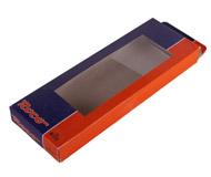 модель Железнодорожный Моделизм 20062-1 Комиссионная модель. Коробка от путевого материала ROCO 61111.