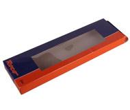 модель Железнодорожный Моделизм 20063-1 Комиссионная модель. Коробка от путевого материала ROCO 42422.
